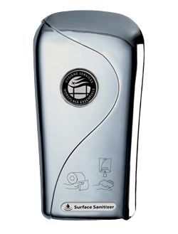 Surface Sanitizer Chrome Auto